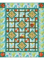 Spring Buds Quilt by Heidi Pridemore