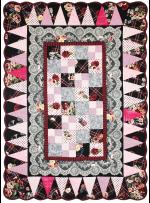 Tartan Rose Border Quilt