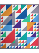 Trigonometry Quilt by Emily Herrick