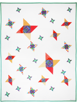 Twinkle Little Star QUILT by Marinda Stewart
