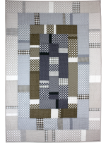 Urban Abstraction Quilt