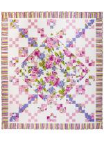 Veranda Garden Quilt by Susan Emory