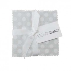 NEUTRAL MODERN BASICS CHARM PACK - 45 PCS
