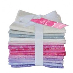 It's a Girl Thing FAIRY FROST FQ Bundles - 15 pcs.