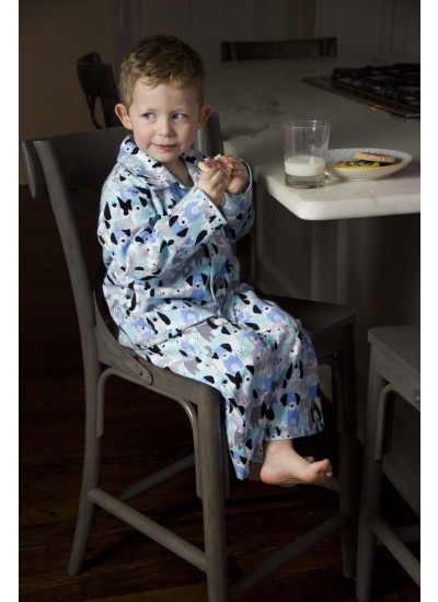 Flannel Kids Pajamas