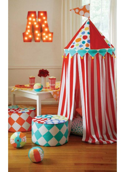 Canvas Inspiration tent