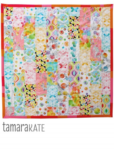 tamara kate flight pattern quilt