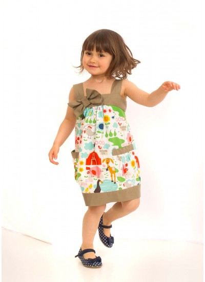 Farm Animals Dress