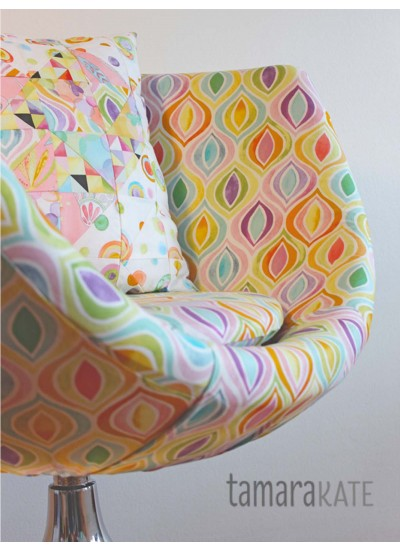 tamara kate flight pattern chair