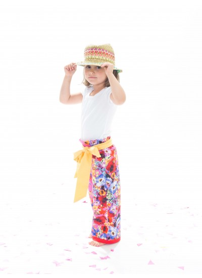 Floralicious Girls Pants