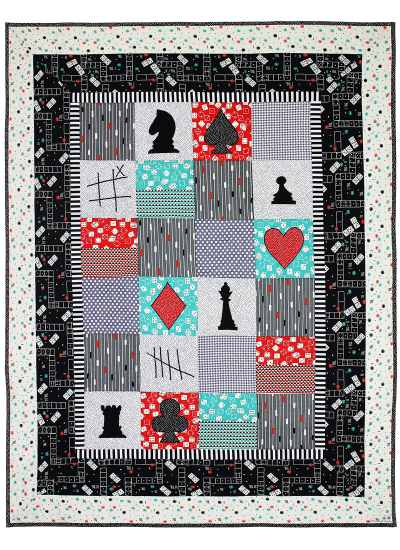 Games Quilt