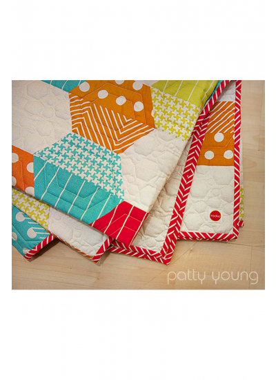 Patty Young - Textured Basics Quilt