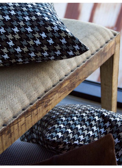 Houndstooth Pillows