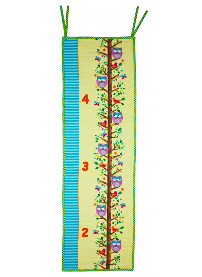 Owlery Growth Chart
