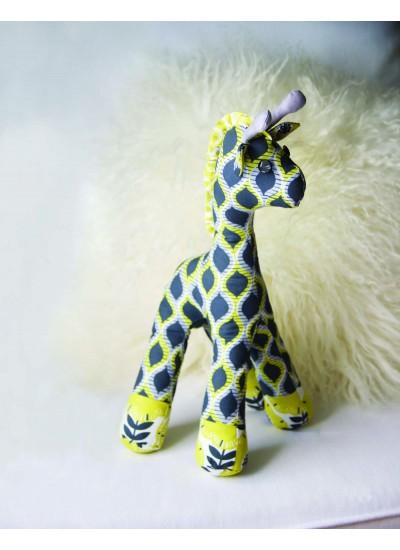 Pastel Pop Giraffe