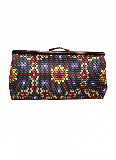 Mark Hordyszynski Inspiration - purse-beadwork