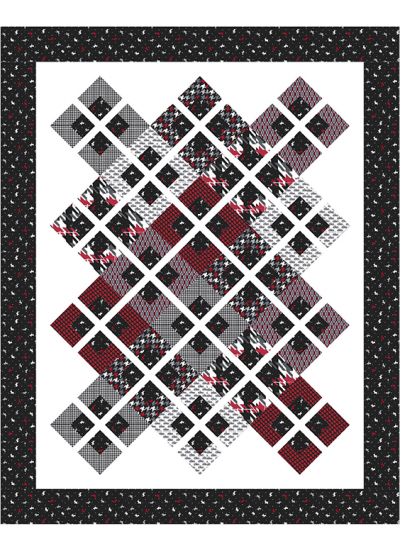 Scottie Toss Quilt