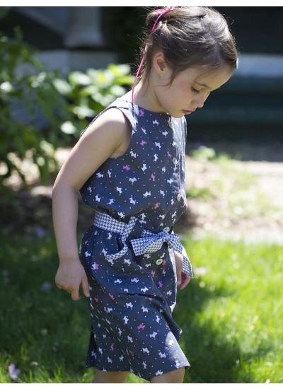 Scottie Toss Dress