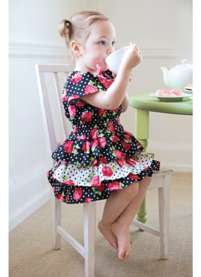 Tea Room girls dress