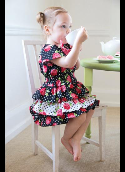 Tea Room girls dress