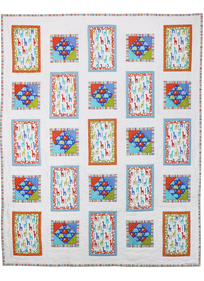 Little Zoo Patchwork