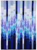 Blue Raindot Bargello- Instructions Coming Soon