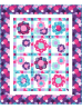 Bubbly Blooms QUILT by Heidi Pridemore