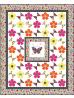 Butterfly Garden Quilt by Heidi Pridemore