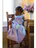Cotton couture girls dress