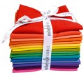 Cotton Couture FAT 1/4 BUNDLE SEW COLORFUL COLORWHEEL 18pcs - comes in a case of 3