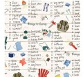 THINGS TO BRING ON MINKY - NOT FOR PURCHASE BY MANUFACTURERS