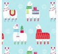 LLAMA NAVIDAD on MINKY- Contact your Account manager to purchase this item