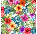 TROPICAL BLISS on MINKY  - Contact your account manager to purchase this item