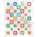 Flower Field Quilt by Tamara Kate