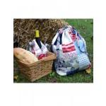 Alfresco Drawstring Tote Bag Tutorial