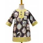 Little Animal Portraits Charlie Tunic