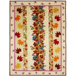 "Autumn Harvest Quilt by Marinda Stewart /41.5""x55.5""- Instructions coming soon"