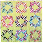 "Belleflower Quilt by Tamara Kate /66""x66"" - Instructions coming soon"