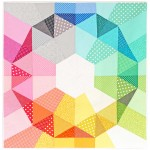 "Big Bling Quilt by Tamara Kate /54""x54"""
