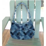 going placed hobo  blue jean baby by poorhouse quilt designs
