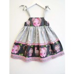 Born to be Wild Girl Dress