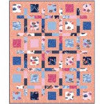 "Boxed Up Quilt by Cluck Cluck Sew /58""70"""