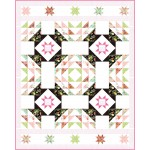 """Beautiful Morning Quilt  by: Christine Stainbrook of Project House 360 /70""""x88"""""""