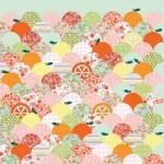 "fruit Stand Quilt  by: Everyday Stitches /64""x64"""
