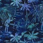 TROPICAL HORIZON BATIK
