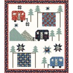 "Go Rving Quilt by Coach House Designs 56""x64"""