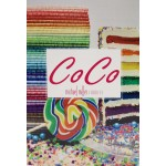Coco Swatch Card - 50 Colors + 50 coord CC