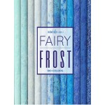 NEW FAIRY FROST CARD - 100 COLORS