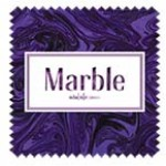 "Marble 5"" CHARM - 42 PCS - comes in a case of 10"