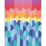 Coco Big Island Sunset Quilt by Whole Circle Studio